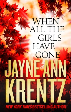 romantic thriller books: when all the girls have gone