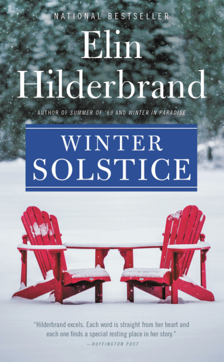 elin hilderbrand winter series: winter solstice