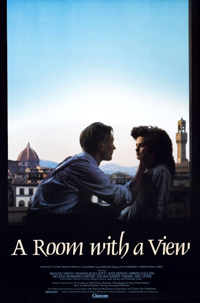 romantic movies 80s: a room with a view