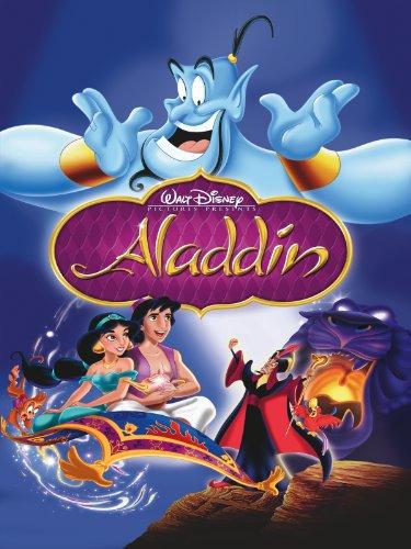 romantic movies disney: aladdin