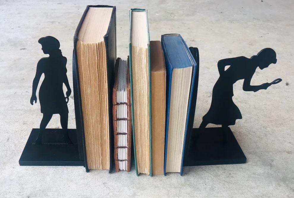 Unique Book Ends