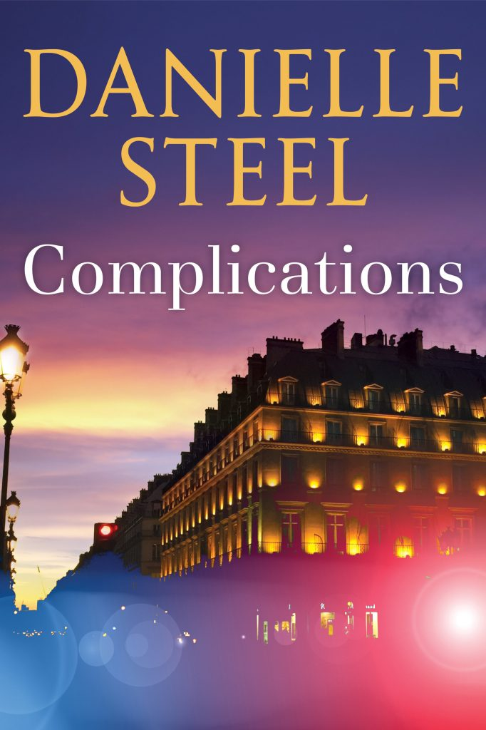 newest danielle steel book: complications