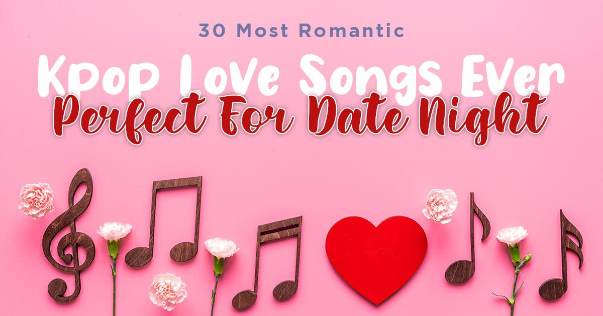 kpop love songs