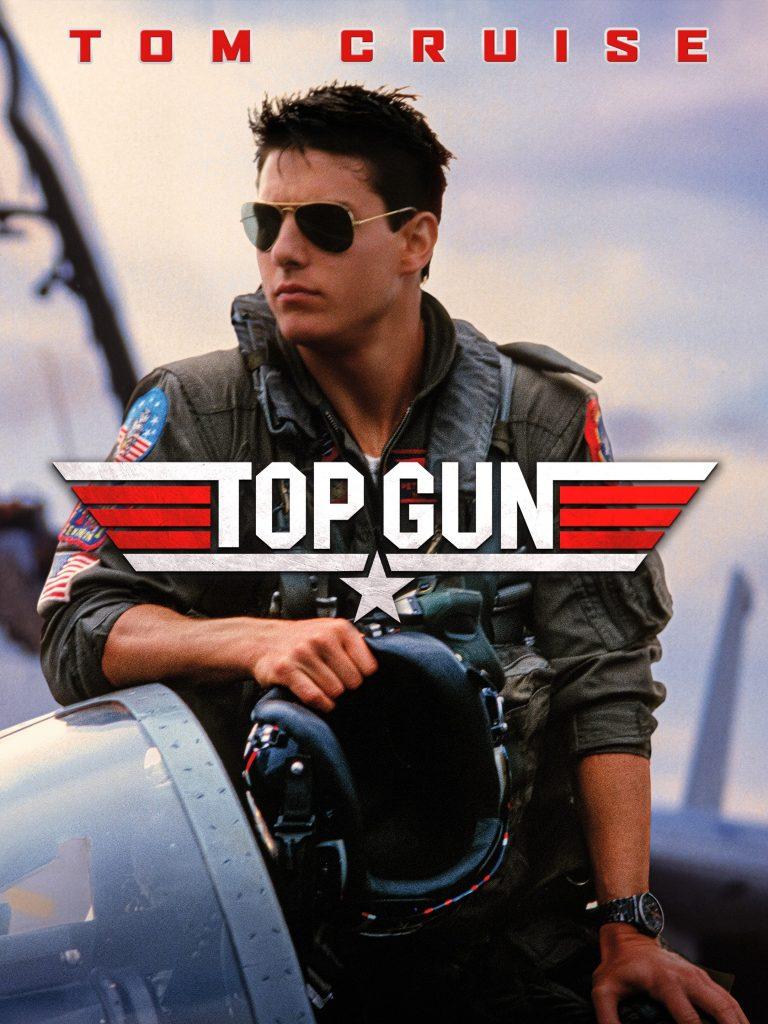 romantic movies 80s: top gun