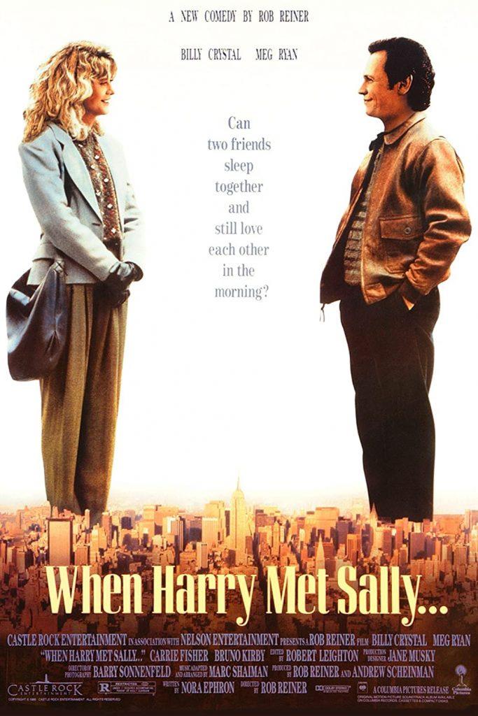 romantic movies 80s: when harry met sally