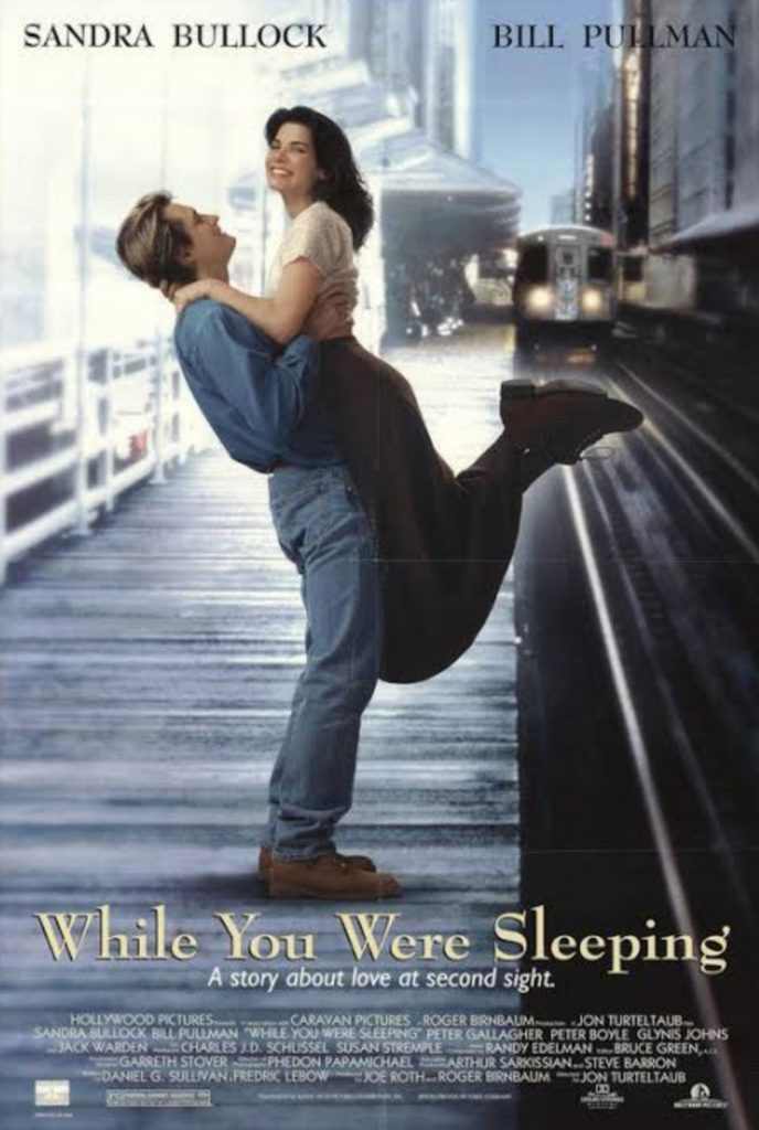 90s romantic movies: while you were sleeping
