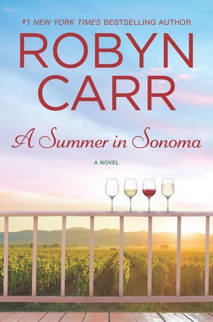 robyn carr books: a summer in sonoma