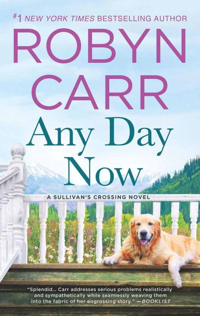 robyn carr series: any day now