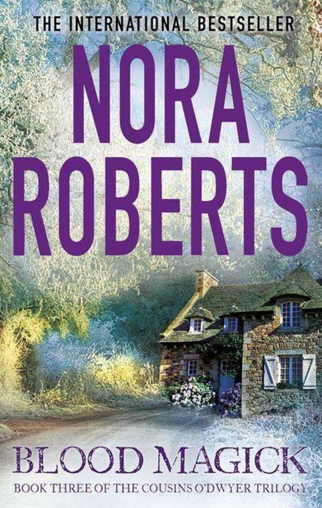 nora roberts series: blood magick