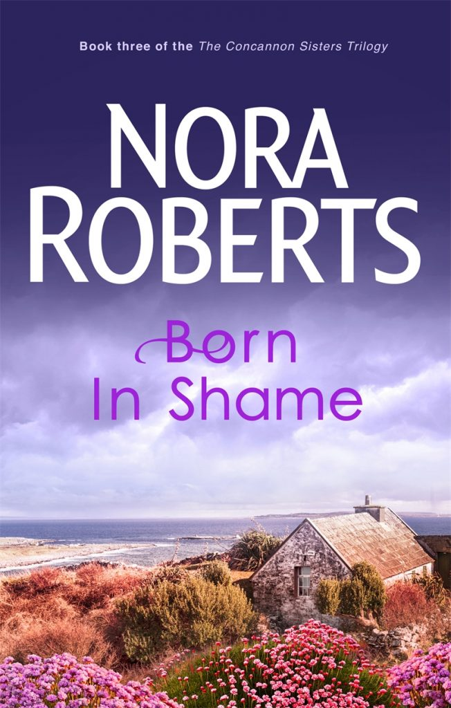 nora roberts series: born in shame