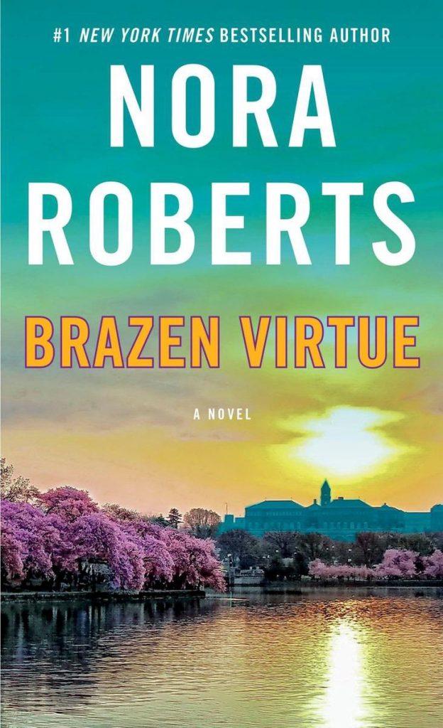 nora roberts series: brazen virtue