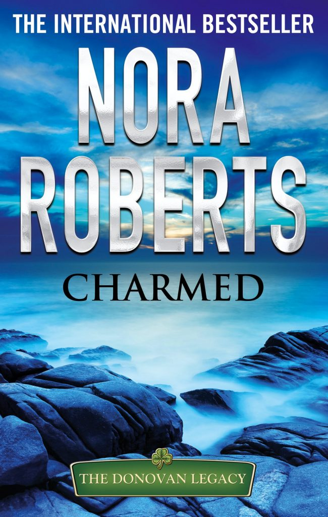 nora roberts series: charmed