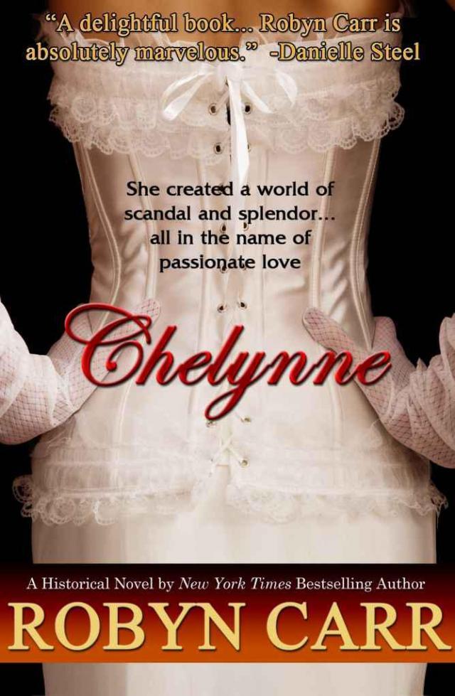 robyn carr books: chelynne