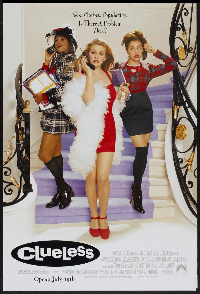 romantic movies 90s: clueless