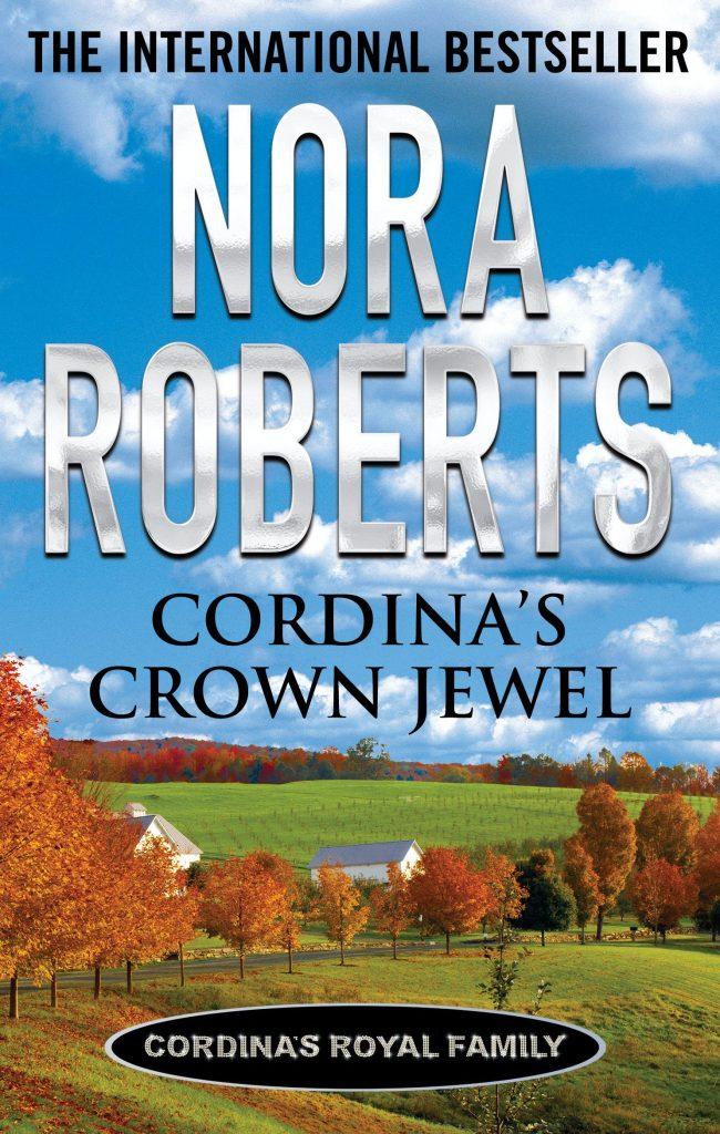 nora roberts series: cordina's crown jewel