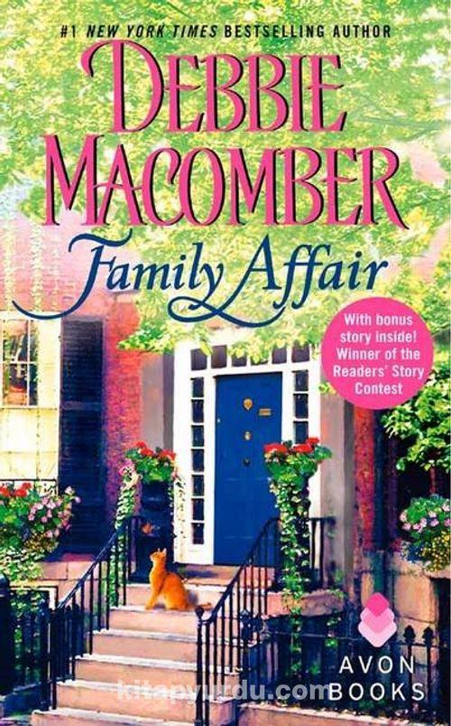 debbie macomber books: family affair