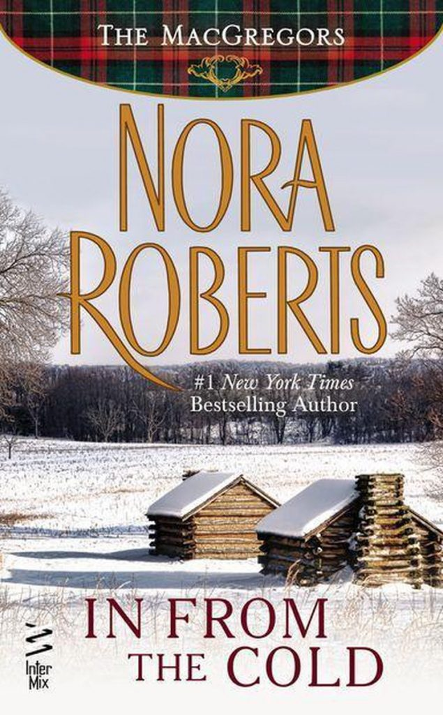 nora roberts series: in from the cold