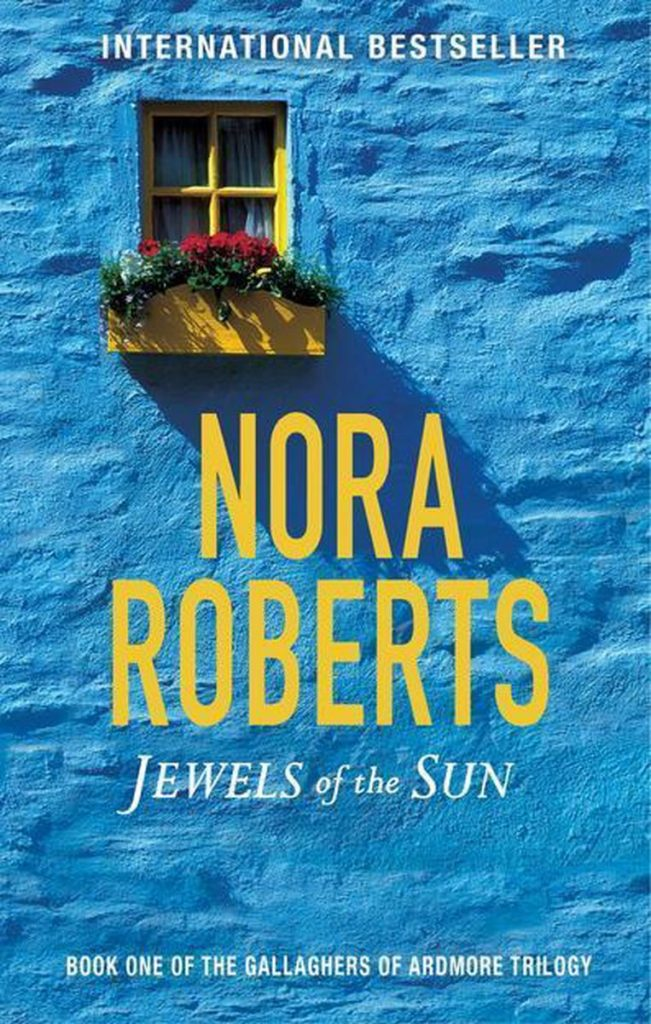 nora roberts series: jewels of the sun