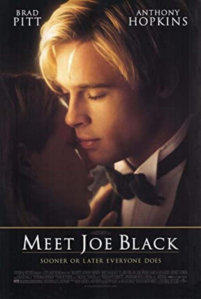 romantic movies 90s: meet joe black