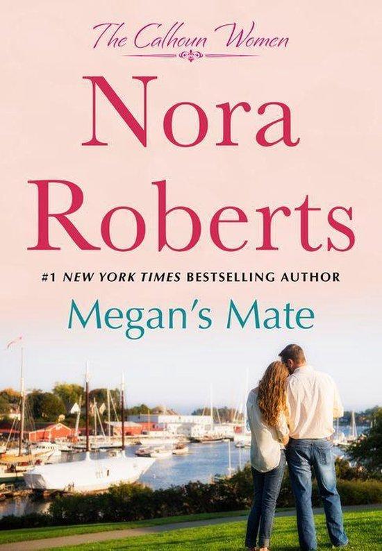 nora roberts series: megan's mate