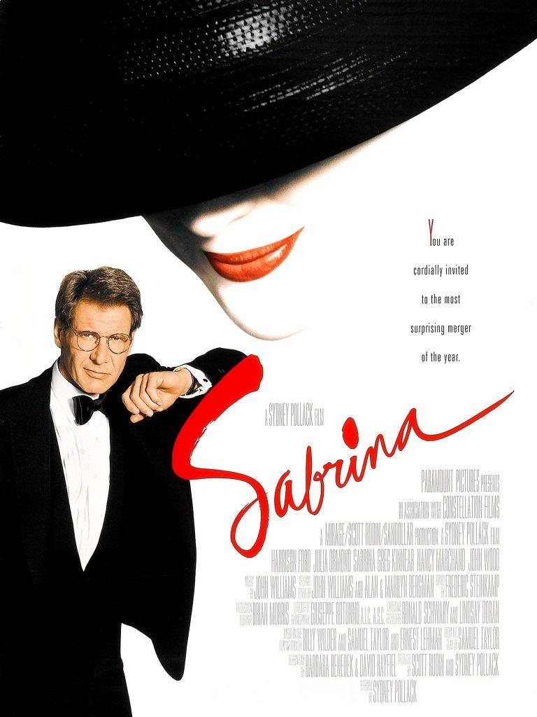 romantic movies 90s: sabrina