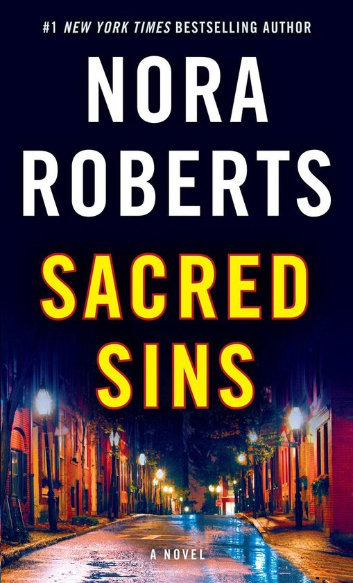 nora roberts series: sacred sins