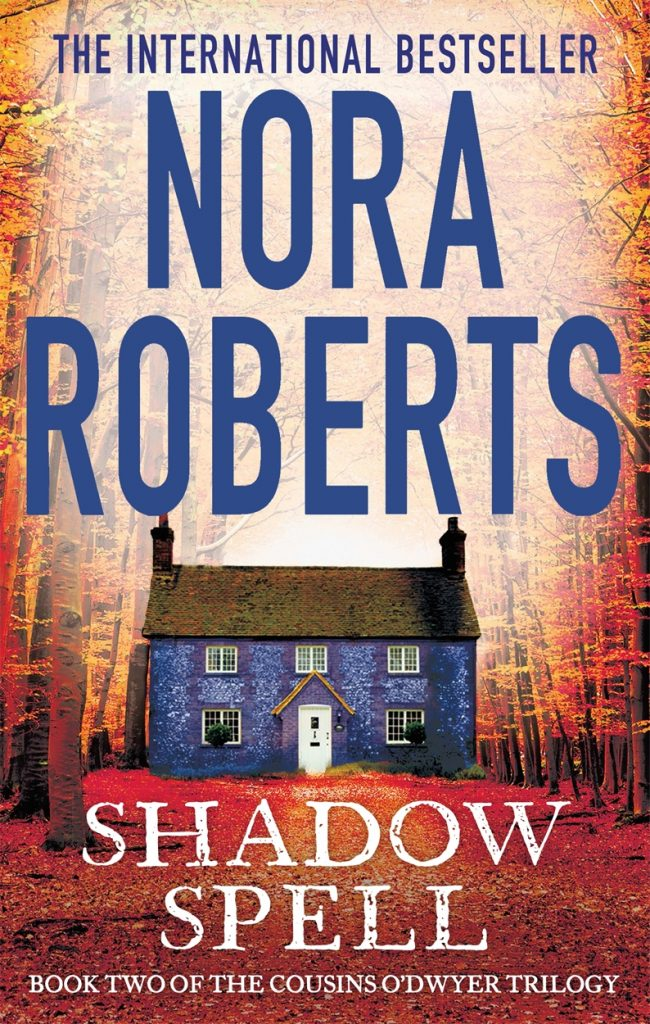 nora roberts series: shadow spell