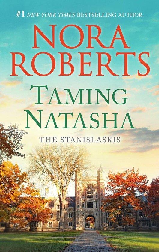 nora roberts series: taming natasha