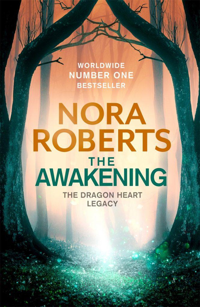 nora roberts series: the awakening