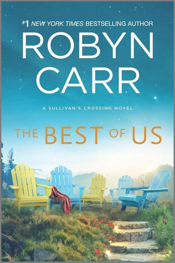 robyn carr series: the best of us