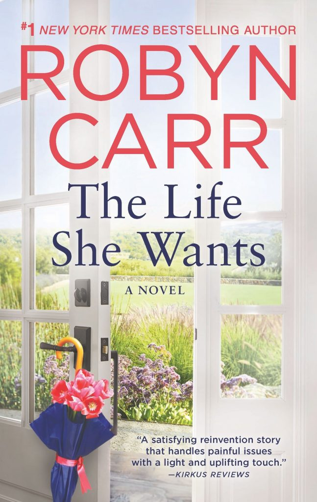 robyn carr books: the life she wants