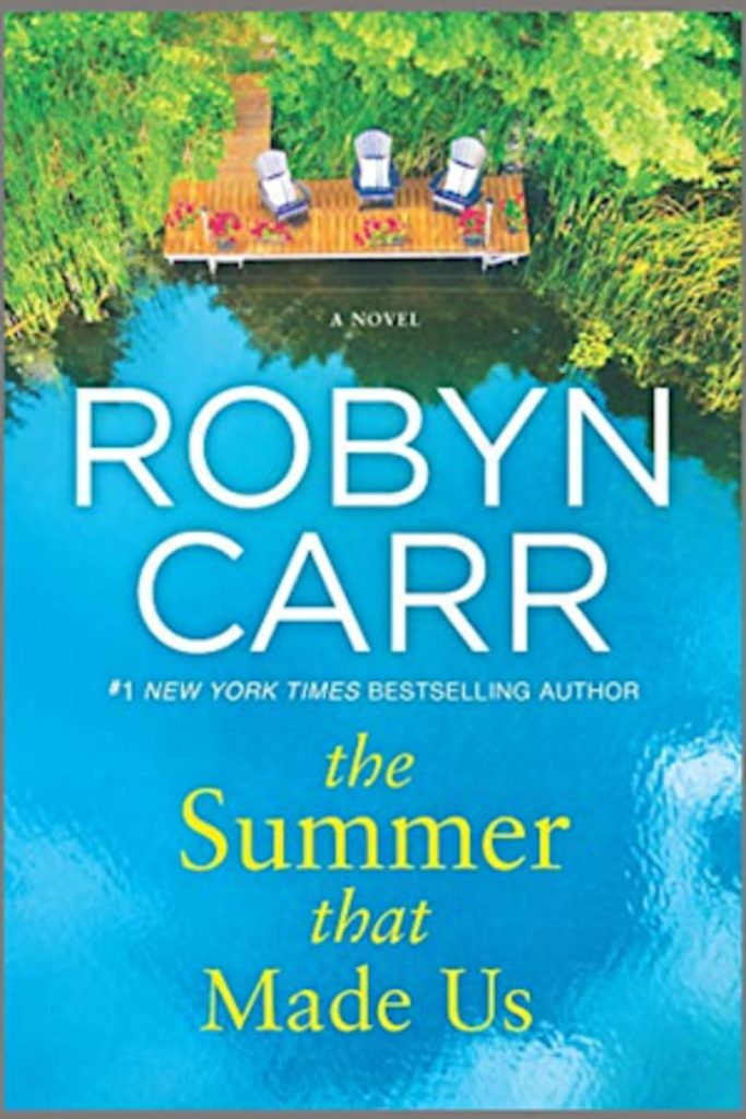robyn carr books: the summer that made us
