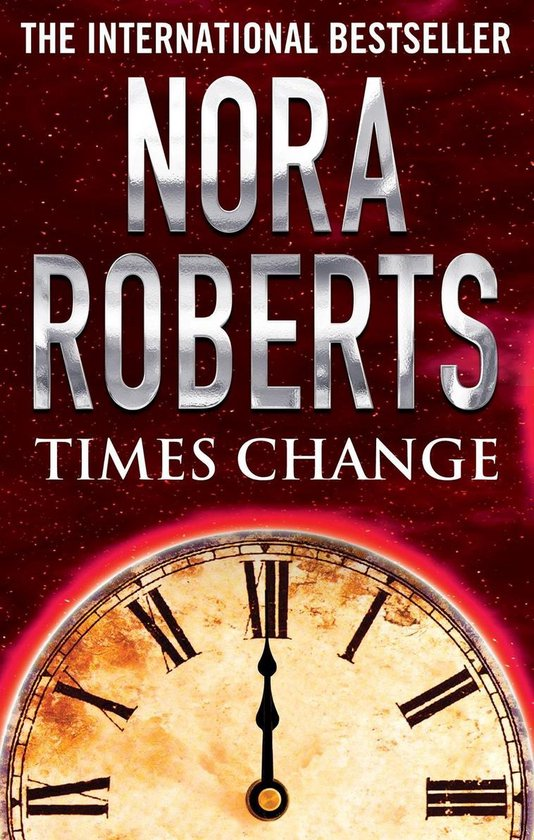 nora roberts series: times change