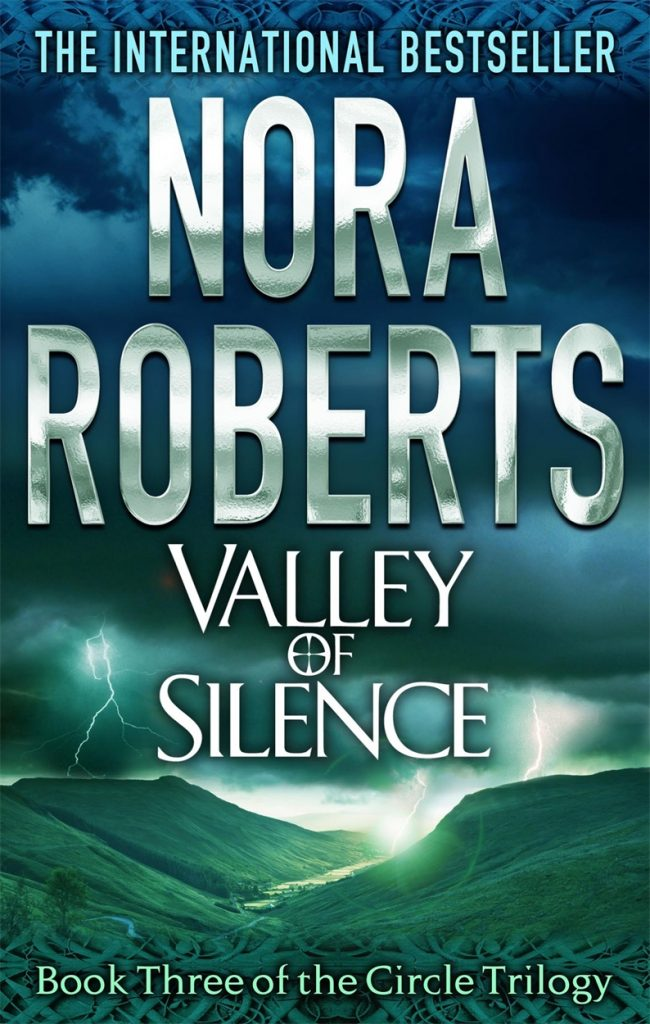 nora roberts series: valley of silence