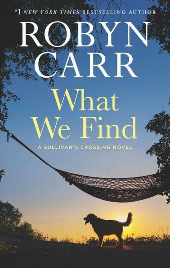 robyn carr series: what we find