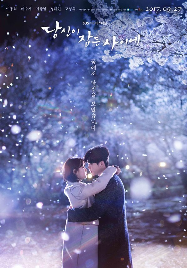 romance korean dramas: while you were sleeping