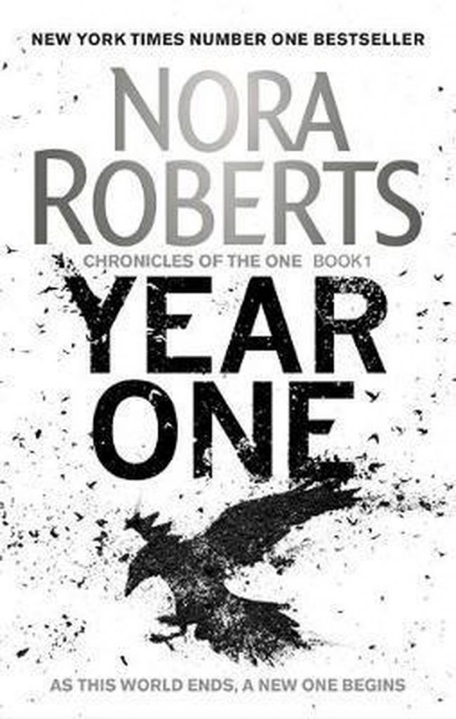 nora roberts series: year one