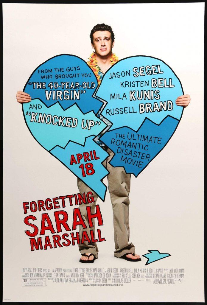 Romantic Comedy Movies: forgetting sarah marshall