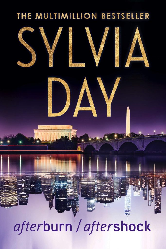 sylvia day: afterburn/aftershock