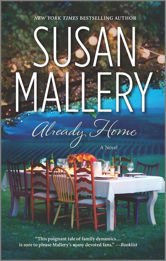 susan mallery books: already home