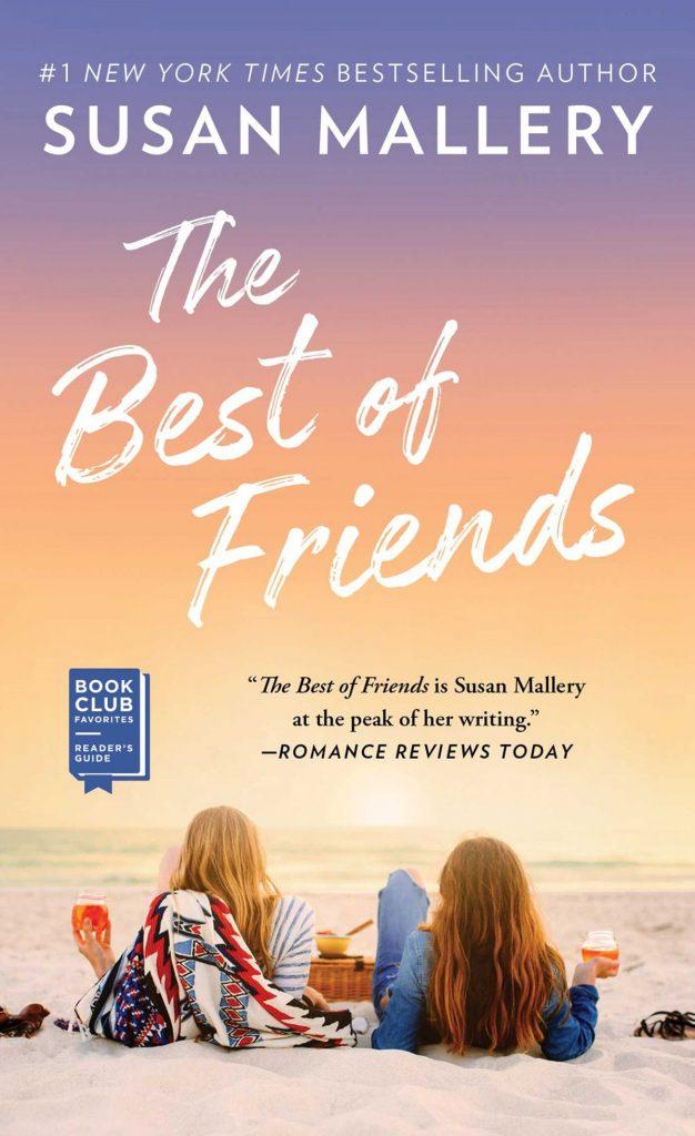 susan mallery books: best of friends