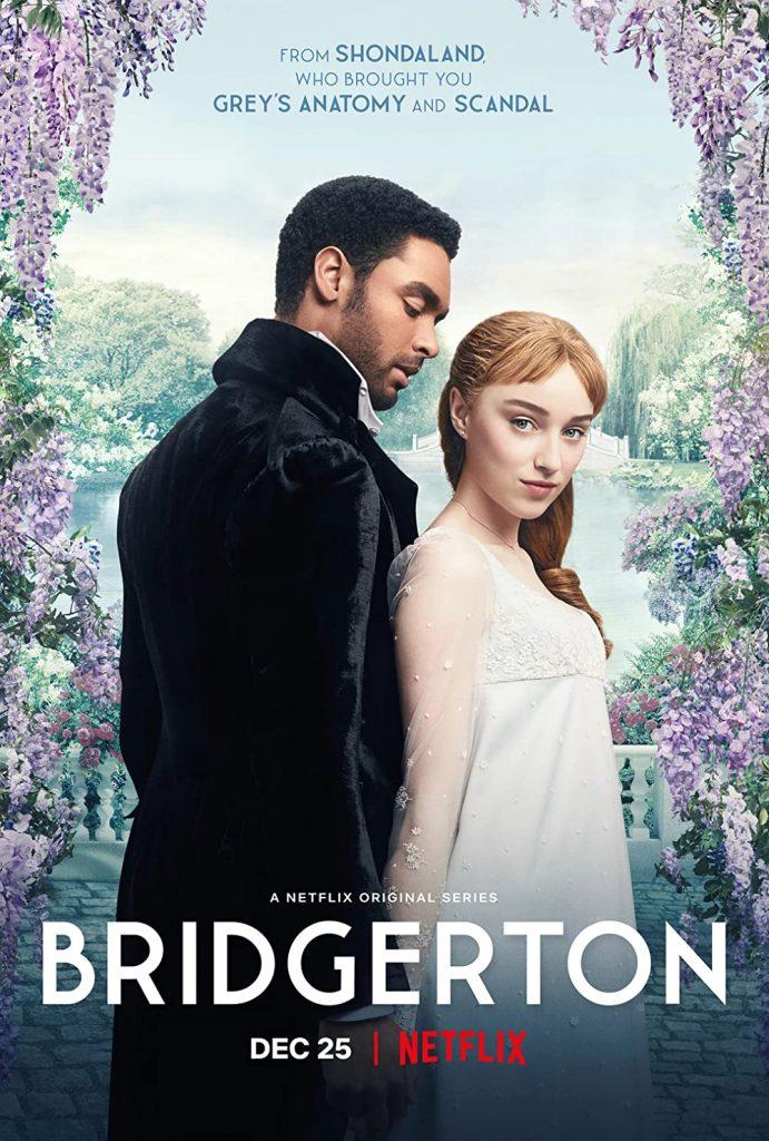 romance shows on netflix: bridgerton