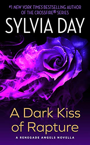 sylvia day: a dark kiss of rapture