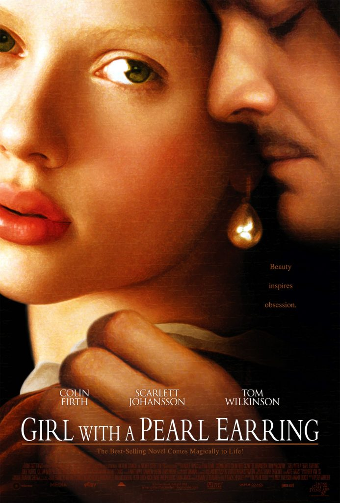 romance movies on amazon: girl with the pearl earring