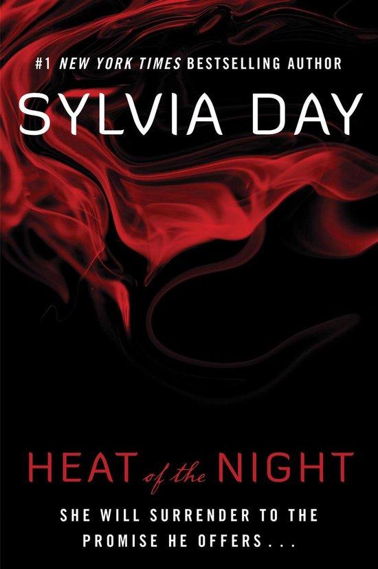 sylvia day: heat of the night