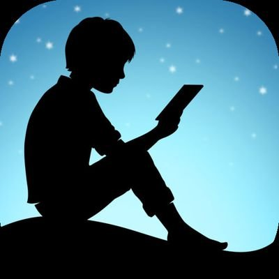 book reading apps: amazon kindle