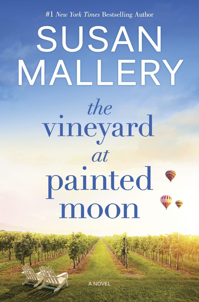 susan mallery books: the vineyard at painted moon