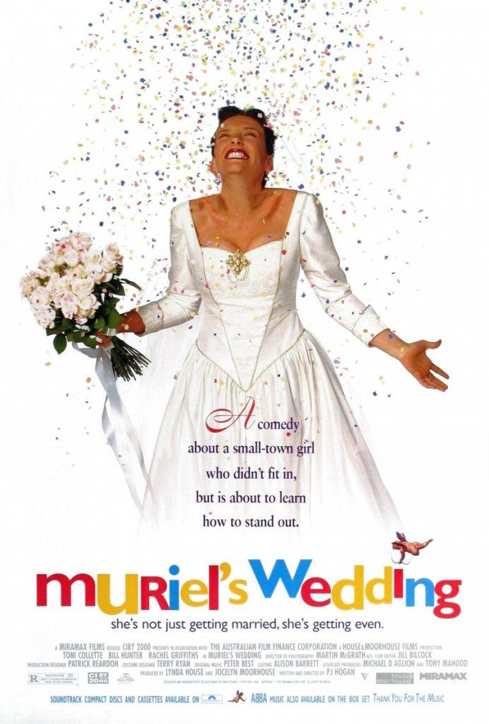 Romantic Comedy Movies: muriel's wedding