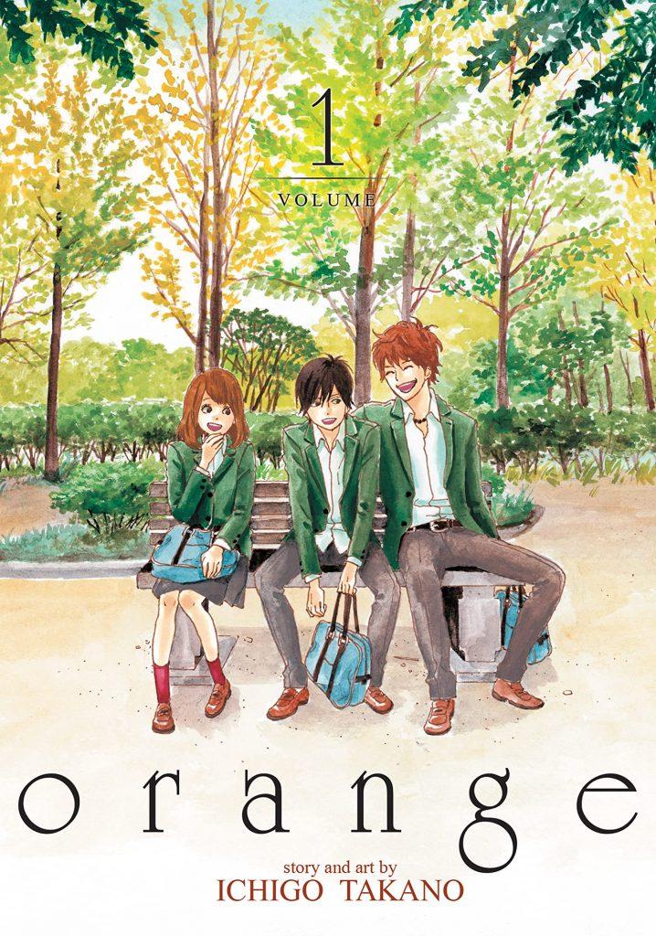 romance manga: orange