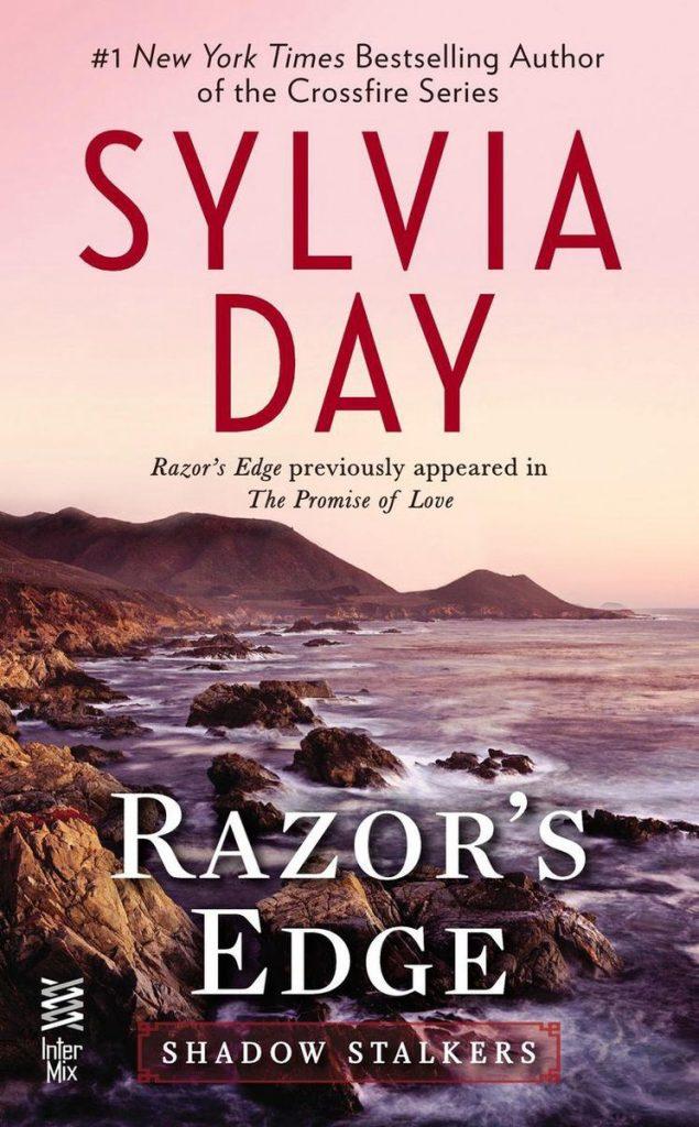 sylvia day: razor's edge